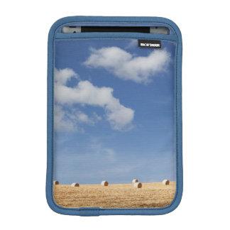 Hay Bales on Field Sleeve For iPad Mini