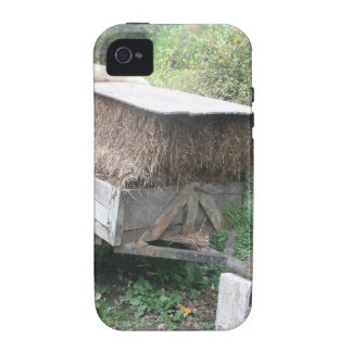 Hay Cart Vibe iPhone 4 Cover