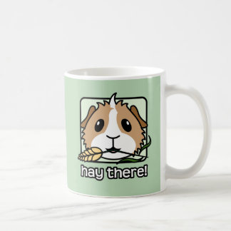 Hay There! (Guinea Pig) Coffee Mug