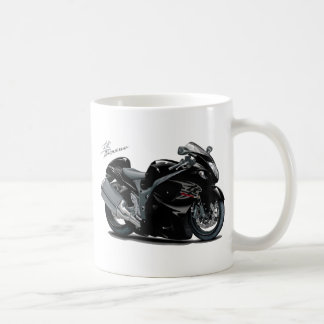 Hayabusa Black Bike Coffee Mug