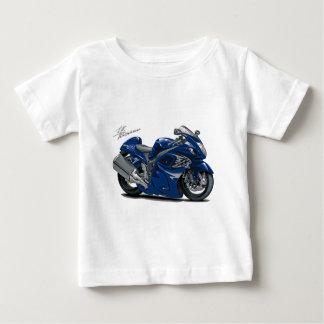 Hayabusa Dark Blue Bike Baby T-Shirt