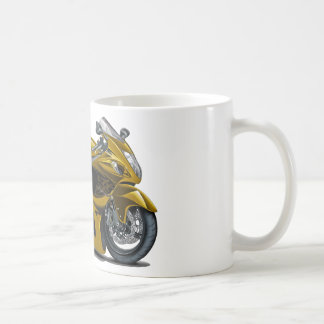 Hayabusa Gold Bike Coffee Mug