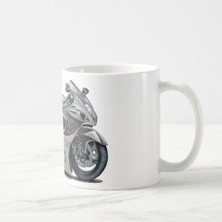Hayabusa Grey Bike Coffee Mug