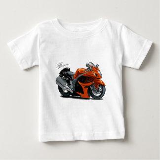 Hayabusa Orange Bike Baby T-Shirt