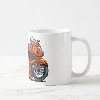 Hayabusa Orange Bike Coffee Mug