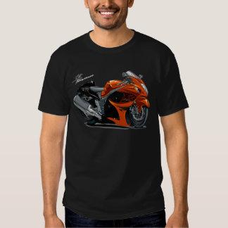 Hayabusa Orange Bike Tees