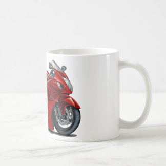Hayabusa Red Bike Coffee Mug