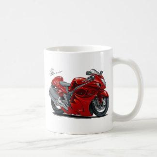 Hayabusa Red Bike Coffee Mugs