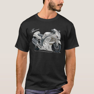 Hayabusa White Bike T-Shirt