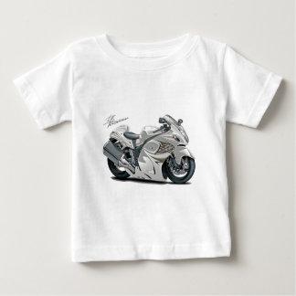 Hayabusa White Bike Tshirt