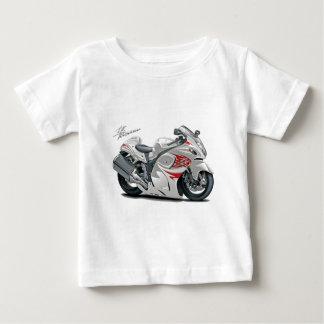 Hayabusa White-Red Bike Tee Shirt