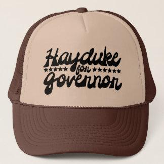 Hayduke for Governor Cap