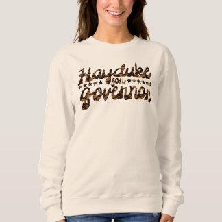 Hayduke for Governor Retro Floral Sweatshirt