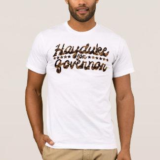 Hayduke for Governor Retro Floral T-Shirt