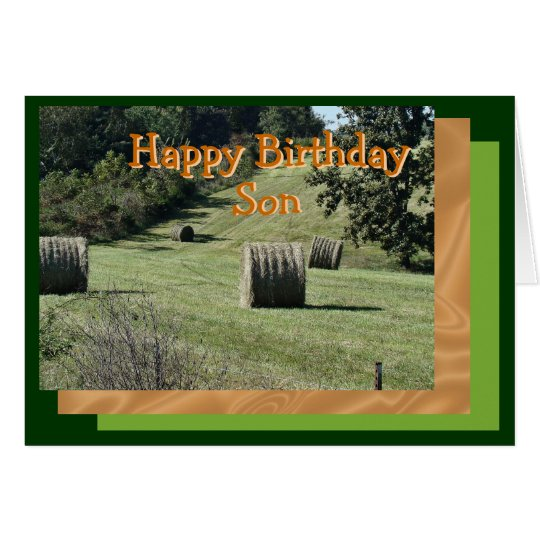 Hayin' Time-customise any occasion Card