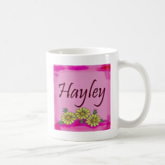 hayley Daisy Mug