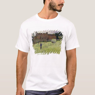 Haymaking in Brittany, 1888 T-Shirt