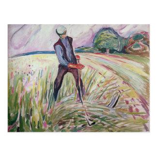 Haymaking Postcard