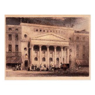 Haymarket Theatre Postcard