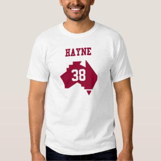 Hayne Australia T-shirts