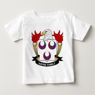 Hayne Family Crest Shirts