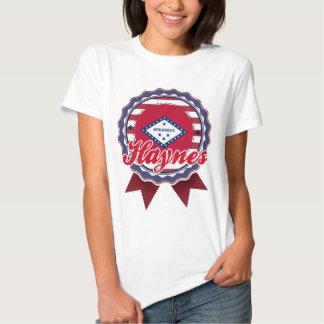Haynes, AR Shirts