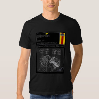 Haynes Mac 250 Shirts