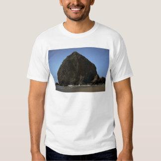 """Haystack"""", Oregon coast rock formation T-shirt"""