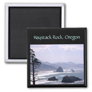 Haystack Rock Oregon Coast Magnet
