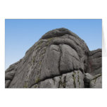 Haytor. Rocks in Devon England.
