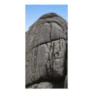 Haytor Rocks in Devon England Photo Cards