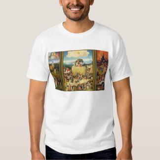 Haywain, 1515 tee shirt