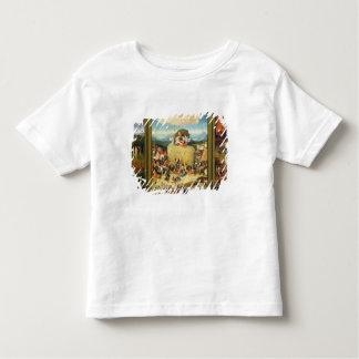 Haywain, 1515 toddler T-Shirt
