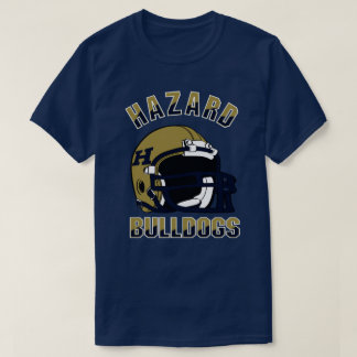 HAZARD HIGHSCHOOL KENTUCKY BULLDOGS T-Shirt