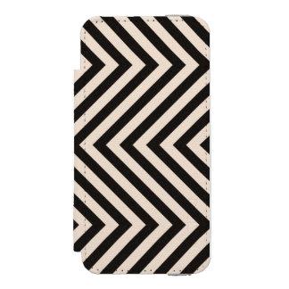 Hazard Stripes Incipio Watson™ iPhone 5 Wallet Case