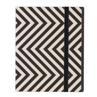 Hazard Stripes iPad Cases