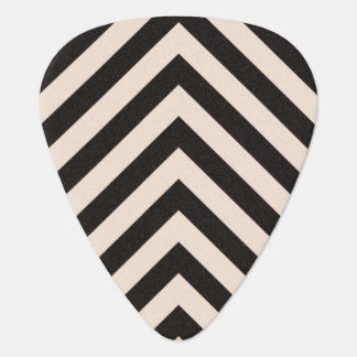 Hazard Stripes Plectrum