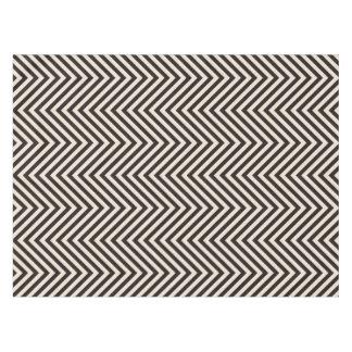 Hazard Stripes Tablecloth