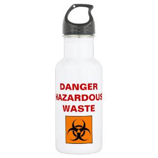 Hazardous Waste 532 Ml Water Bottle
