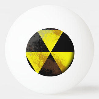 Hazardous Waste Ping Pong Ball
