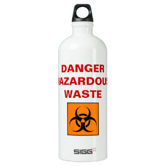 Hazardous Waste SIGG Traveller 1.0L Water Bottle