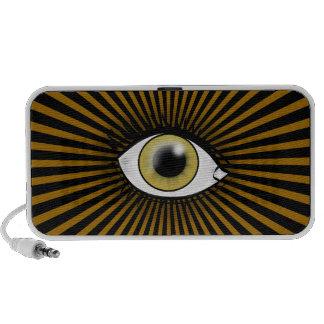 Hazel Eye of Horus Travelling Speaker