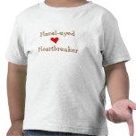 Hazel eyed heartbreaker t shirt