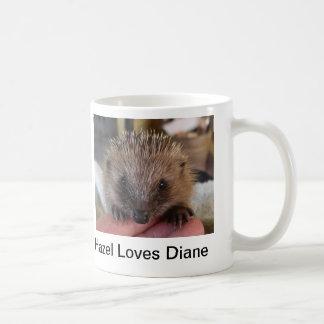 Hazel Loves Diane Mug