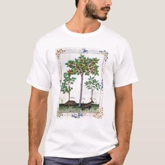 Hazelnut Bush  and Cherry tree T-Shirt