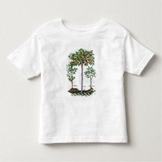 Hazelnut Bush  and Cherry tree Toddler T-Shirt