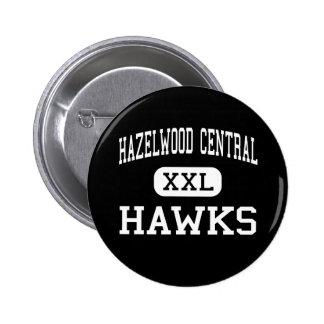 Hazelwood Central - Hawks - High - Florissant Buttons