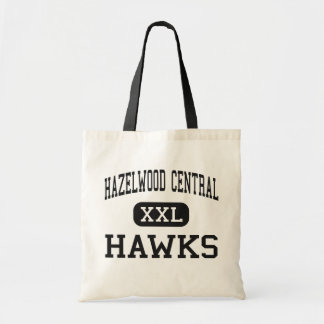 Hazelwood Central - Hawks - High - Florissant Tote Bags