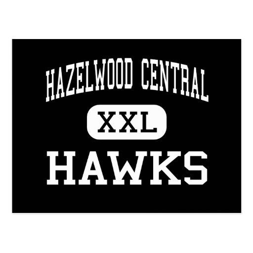 Hazelwood Central - Hawks - High - Florissant Post Cards