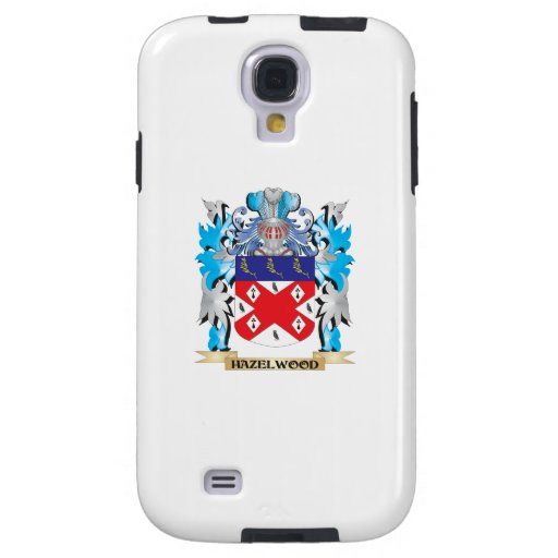 Hazelwood Coat of Arms - Family Crest Galaxy S4 Case
